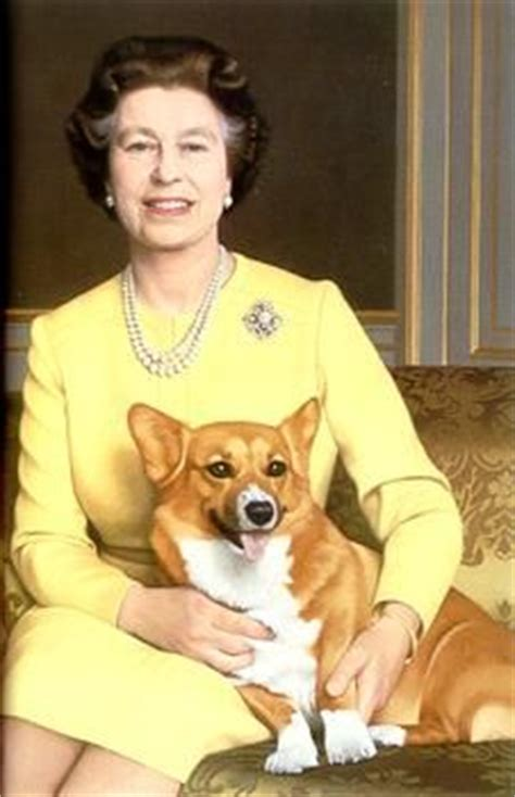 queen elizabeth corgi welsh corgi