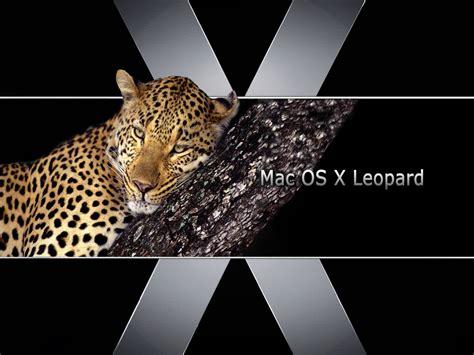 desktop wallpaper for mac os x leopard cool wallpaper new mac os x leopard wallpaper