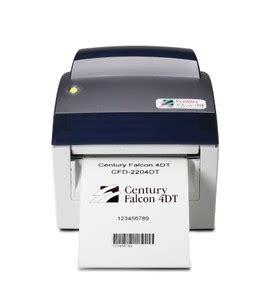 Postek Tx2 203 Dpi Tanpa Ribbon Label cfd 4204dt century falcon 4dt direct thermal printer 203 dpi new