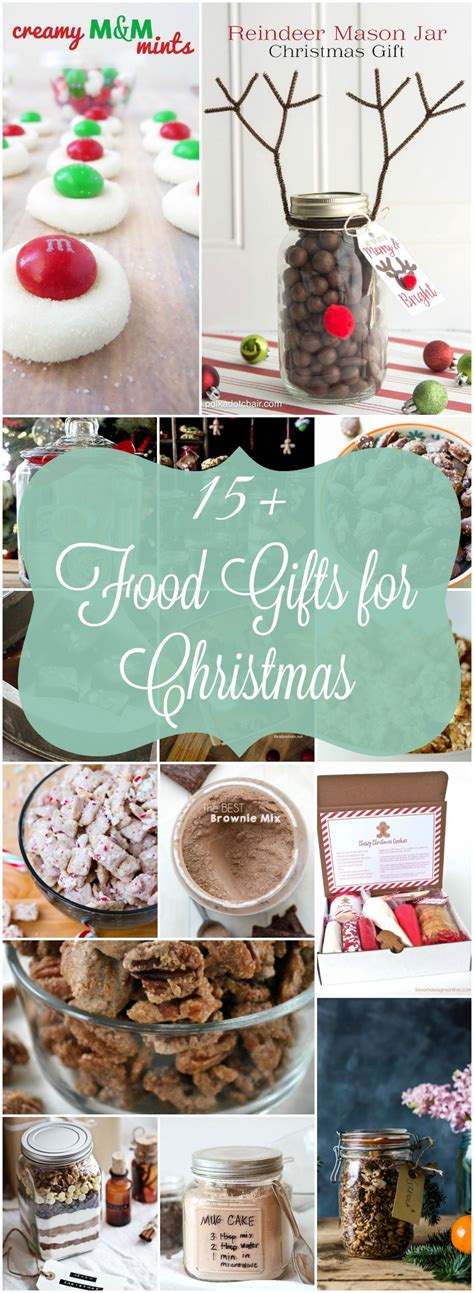 amazing christmas presents food gifts for the bearfoot baker