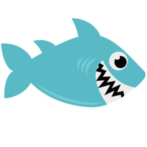baby shark pinkfong png shark svg file for scrapbooking shark svg files shark svg