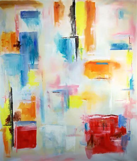 quadro soggiorno moderno quadro moderno colorato per soggiorno 150x130 sauro bos
