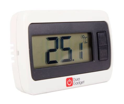 digital wall mounted room thermometer pack indoor lcd room temperature thermometer with import it all