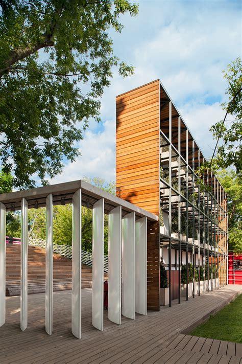 Summer Cinema Wowhaus Architecture Bureau Archdaily Architecture Bureau