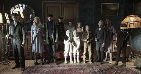 miss peregrine s home for peculiar children keon ng