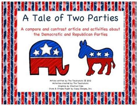 Democratic Vs Republican Essay by Compare And Contrast Essay Democrat And Republican Writefiction581 Web Fc2