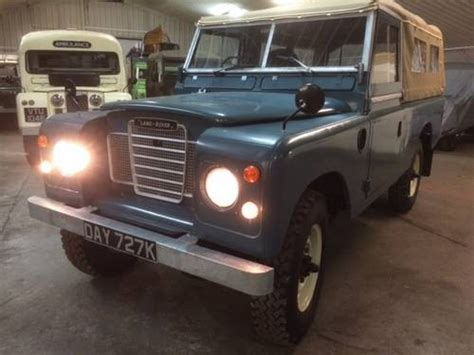 for sale land rover 174 series 3 109 6 cylinder 1972