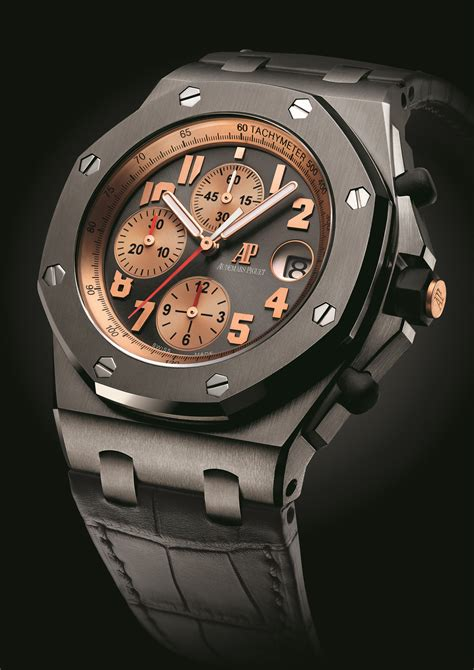 Ap Royal Oak Chrono Pride Of Indonesia Titan Grade Aaa audemars piguet creates special royal oak offshore