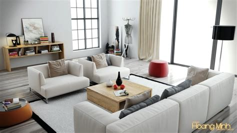 lounge room nordic interior design