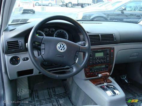 Gray Green Paint 2002 Silverstone Grey Metallic Volkswagen Passat W8