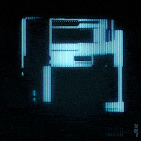 grid pattern gif gif light pattern wave grid loop 30000fps