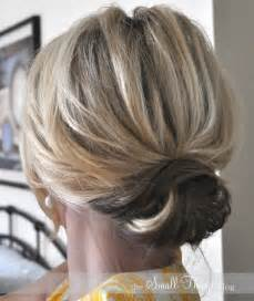 10 updo hairstyles for hair easy updos for
