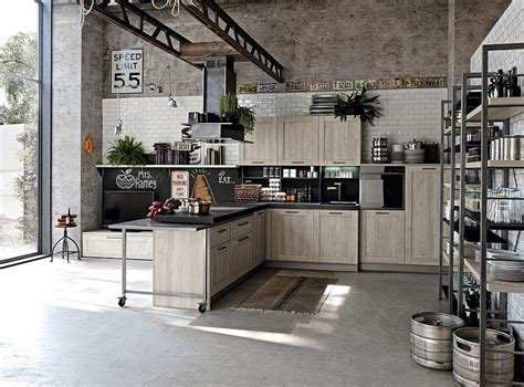 Modern Backsplash Kitchen 100 awesome industrial kitchen ideas