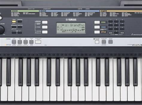 Keyboard Yamaha E243 Yamaha Psr E243 Keyboard Music2u My