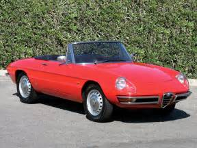 mad 4 wheels 1966 alfa romeo spider duetto best