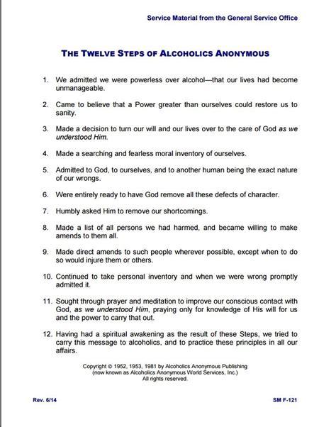 Step One Worksheet Of 12 Steps by Twelve Step Worksheets Worksheets Releaseboard Free