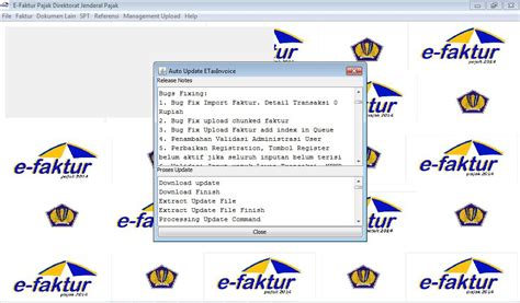tutorial e faktur dummy download aplikasi e faktur pajak online 10000 days download