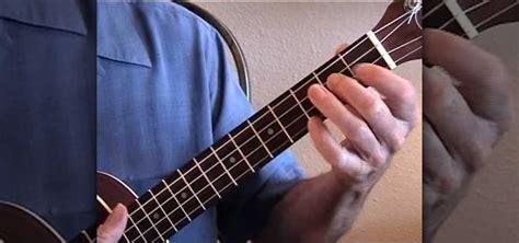 lessons jazz ukulele how to play minor jazz chords on the ukulele 171 ukulele