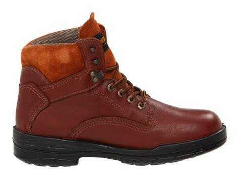 wolverine durashock boots wolverine 6 quot durashocks 174 sr boot zappos free
