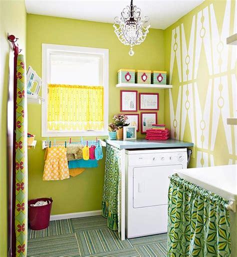 inspiring bright laundry room designs home design