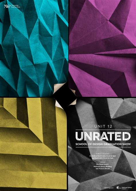 design graduation poster unrated school of design graduation show poster handmade