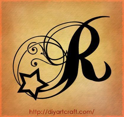 letter r tattoo best 38 best letter r tattoos images on design