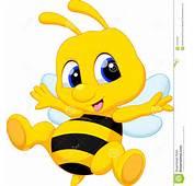 Cute Bee Cartoon Stock Illustration  Image 47101950
