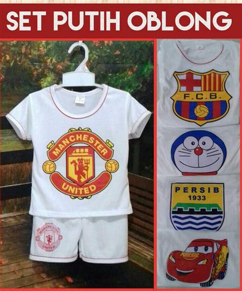 Baju Setelan Anak Laki Laki Katun Rayon Putih distributor setelan putih oblong anak laki laki murah