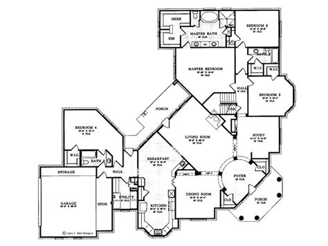 appealing house plans for corner lots contemporary best