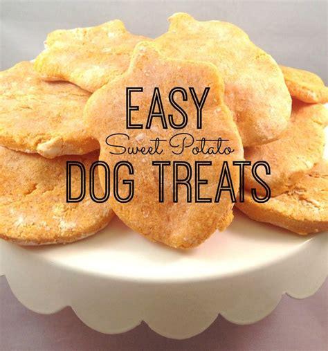 sweet potato treats recipe sweet potato treats recipe