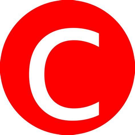 Letter C PNG images free download C