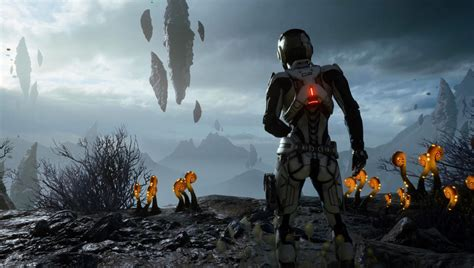 Kaset Ps4 Mass Effect Andromeda mass effect andromeda disponibile la patch 1 05
