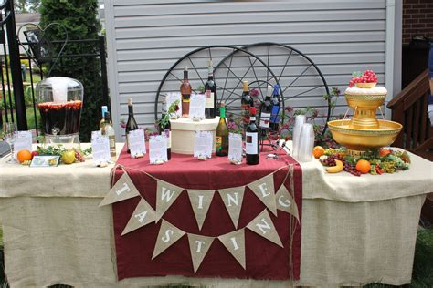 wine themed bridal shower a wine themed bridal shower meg not martha