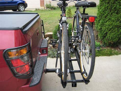 Diy Trailer Hitch Bike Rack by Diy Bike Rack Make