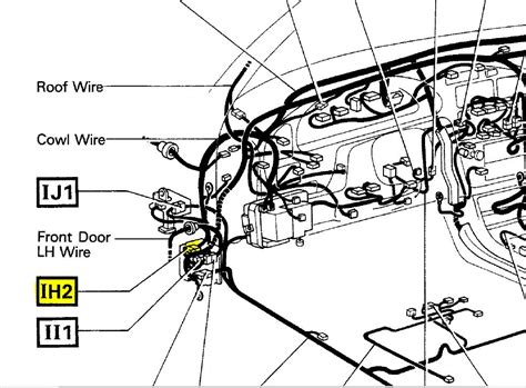 1995 toyota camry window wiring diagram wiring diagram