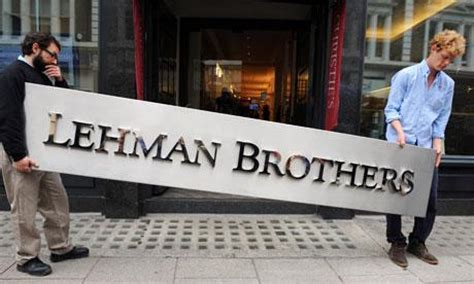 The Lehman Moment Turns Four