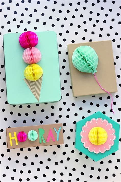 How To Make Honeycomb Paper Decorations - diy paper honeycomb decorations handmade