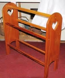 woodwork antique wooden quilt rack pdf plans