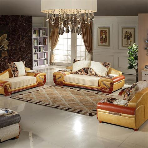 european style living room furniture 2015new arrive solid wood furniture sofa seats living room