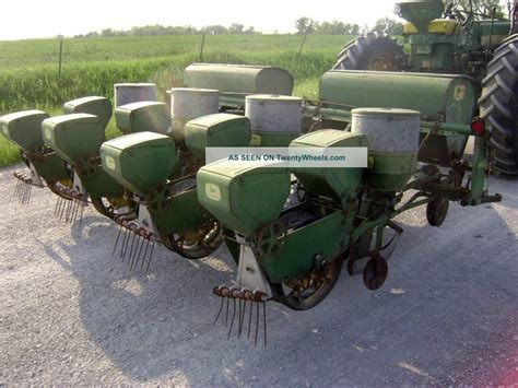 Deere 494 Planter by Deere 494a 4 Row Planter