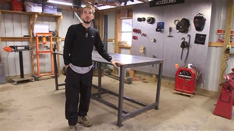 Furniture Layout Tools bleepinjeep builds a welding table youtube