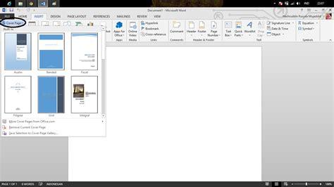 format pembuatan catatan kaki tutorial memanfaatkan microsoft word 2013 dalam