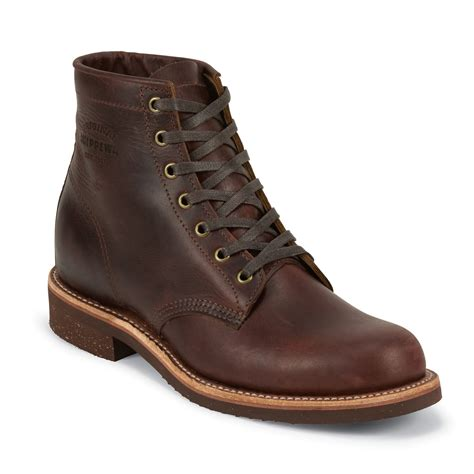 boots of chippewa 6 quot service boot