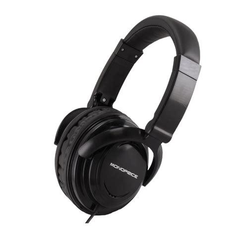 best earphones monoprice monoprice studio headphones radioactive