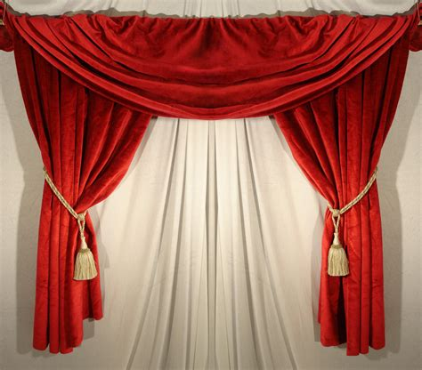 curtain tips ideas tips appealing curtain designs with red and white