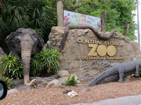Central Florida Zoo Botanical Gardens Pin By Kathryn Breezee On Travel Places