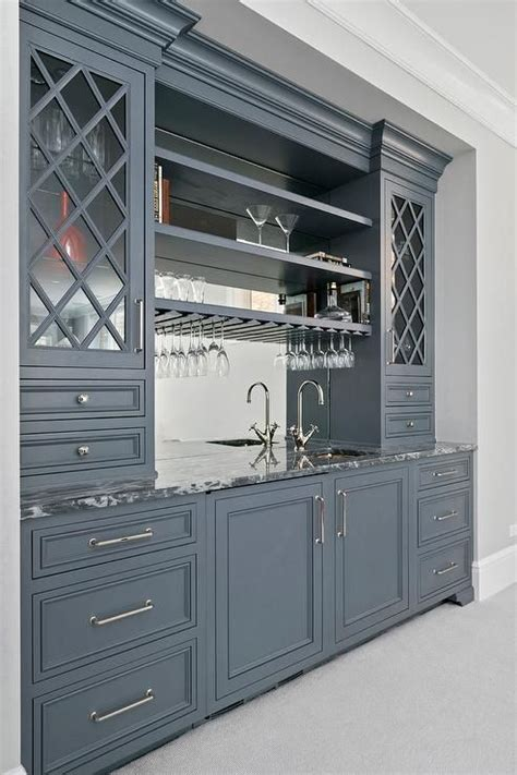 built in bar cabinets with sink 25 best ideas about kitchen bar on