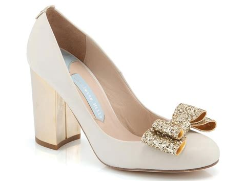 Ivory Gold Wedding Shoes by Fresh Ivory Glitter Wedding Shoes Glamorous Gold Wedding