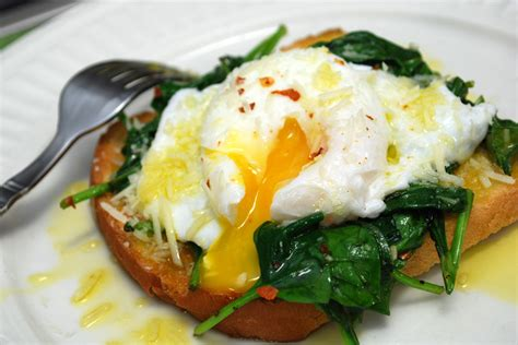 carbohydrates in 6 eggs poached eggs spinach dr hyman