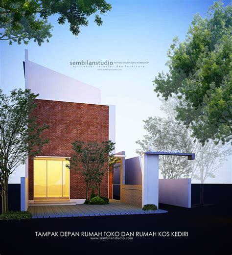 desain rumah lebih rendah dari jalan 93 desain rumah kost memanjang pandangan ini dari